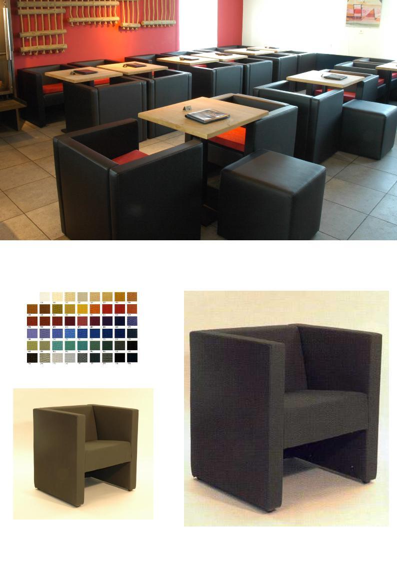Petits fauteuils et salons banquettes et meubles sur mesure astranova - Petit espace ontwerp ...